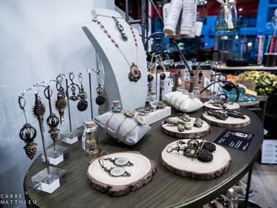 Baltus Artwork Bijoux - les Idées Claires - boutique - artisan - fait main - pierres - unique - fait en France